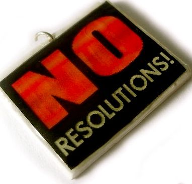 No-resolutions