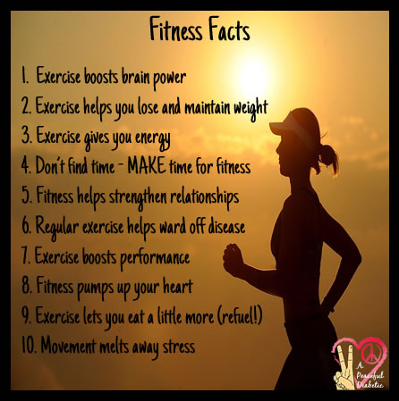 fitness facts