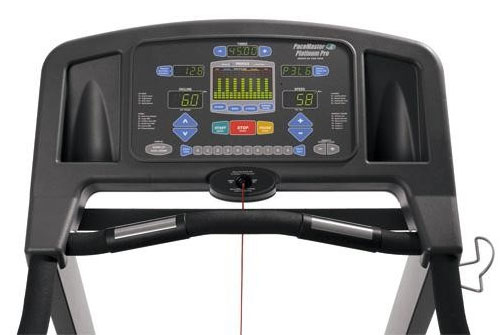 pacemaster-platinum-pro-vr-treadmill-reviews-console